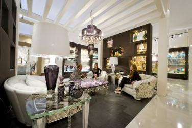 На международной выставке «Мебель 2012» были представлены все направления
